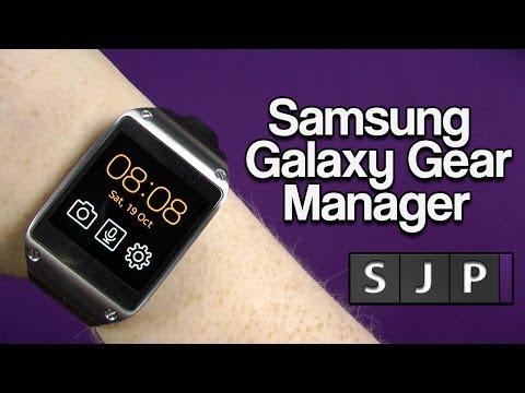 Galaxy Gear Manager