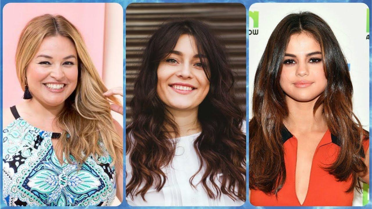 Top 20 idee per acconciature viso tondo capelli lunghi ...