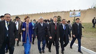 Түркістандағы Айтыс 2017