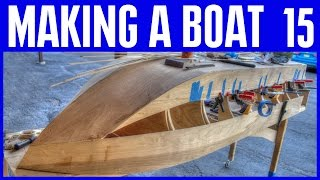 How to Build a Wooden Boat #15 Plywood Hull Mp3