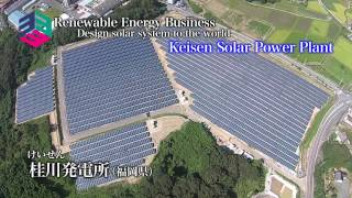Design solar system business to the world / E3