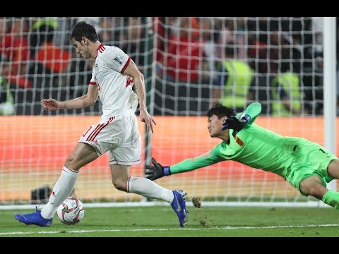 Highlights: China PR 0-3 IR Iran (AFC Asian Cup UAE 2019: Quarter-Finals)