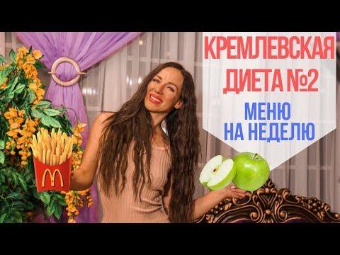 КРЕМЛЕВСКАЯ ДИЕТА 2 | этапы кремлевской диеты | МЕНЮ НА НЕДЕЛЮ, на день | ХУДЕЕМ ЛЕГКО, БЫСТРО |