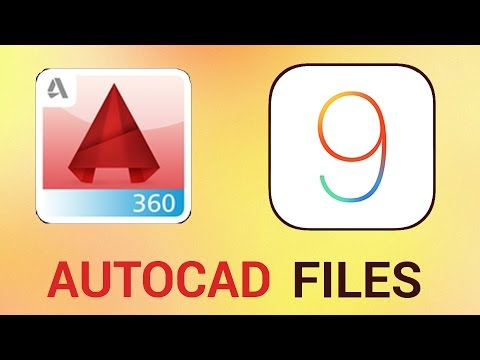How To View AutoCAD Files On IPhone And IPad