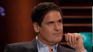 Mark Cuban Offers 1 Million Dollars for GameFace | Shark Tank
