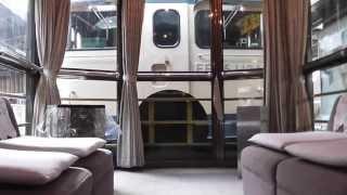 国鉄末期、サロンエクスプレス東京とともにジョイフルトレインブームの ...