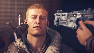 Wolfenstein 2 Has A Submarine Hub That Lets You Travel