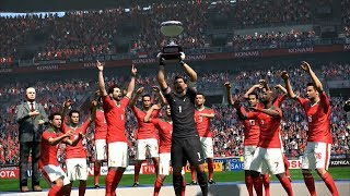 AFC Asian Cup Final : Indonesia vs South Korea | Difficulty : Super Star | PES 2017 Full HD 1080p60