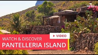 Visit Pantelleria Island