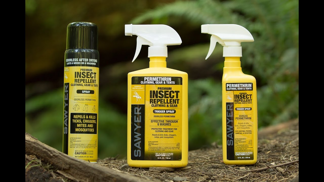 Tutorial: Permethrin