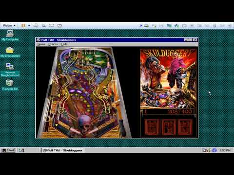 Playing With My Balls...Again - AlphaPlays: Full Tilt Pinball 1&2 (Win95)
