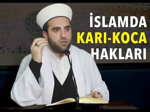 Ferit Hocaoğlu Hoca Efendi İslamda Karı Koca Hakları