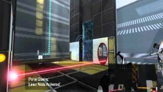 Portal 2 Co-op - Part 21 - Galdos' Bear Porn