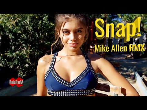Snap! - Rhythm Is A Dancer (Mike Allen RMX)