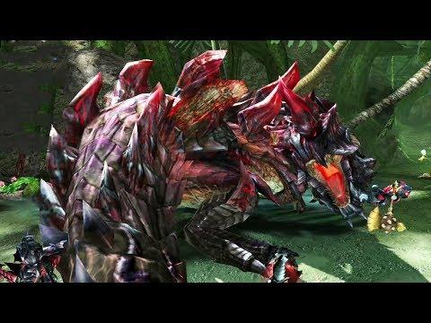 Monster Hunter Generations Ultimate: All Deviant Monsters