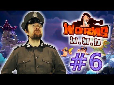 WORMS W.M.D feat. Zerator, Antoine Daniel, Mynthos, AngleDroit & 123Lunatic (Best-of Twitch #6)