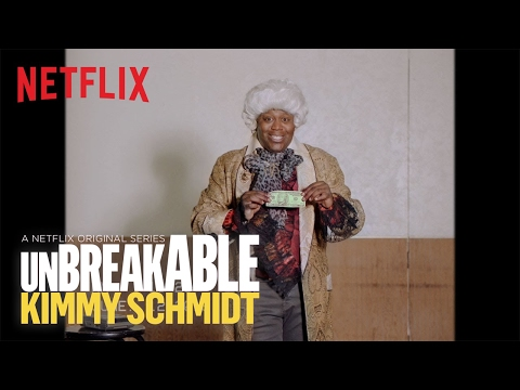 Unbreakable Kimmy Schmidt | Titus Hamilton Audition [HD] | Netflix