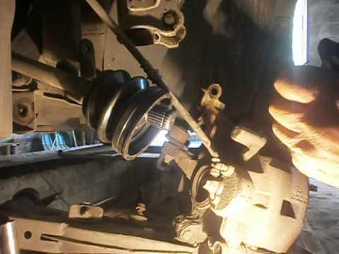 Замена пыльника привода наружного мазда бонго Регулировка раздатки и узла переключения передач q5