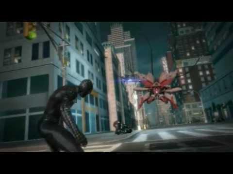 THE AMAZING SPIDER-MAN: Raimi's black suit I (PS3 gameplay ...