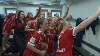 DFB-Pokal-Finaleinzug der FCB-Frauen: Hoffen auf die große Doppel-Party
