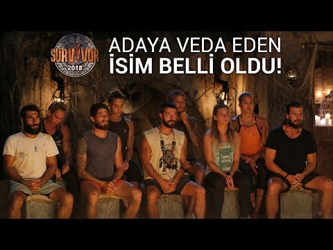Survivor 2018'e veda eden isim belli oldu! | 48.Bölüm | Survivor 2018