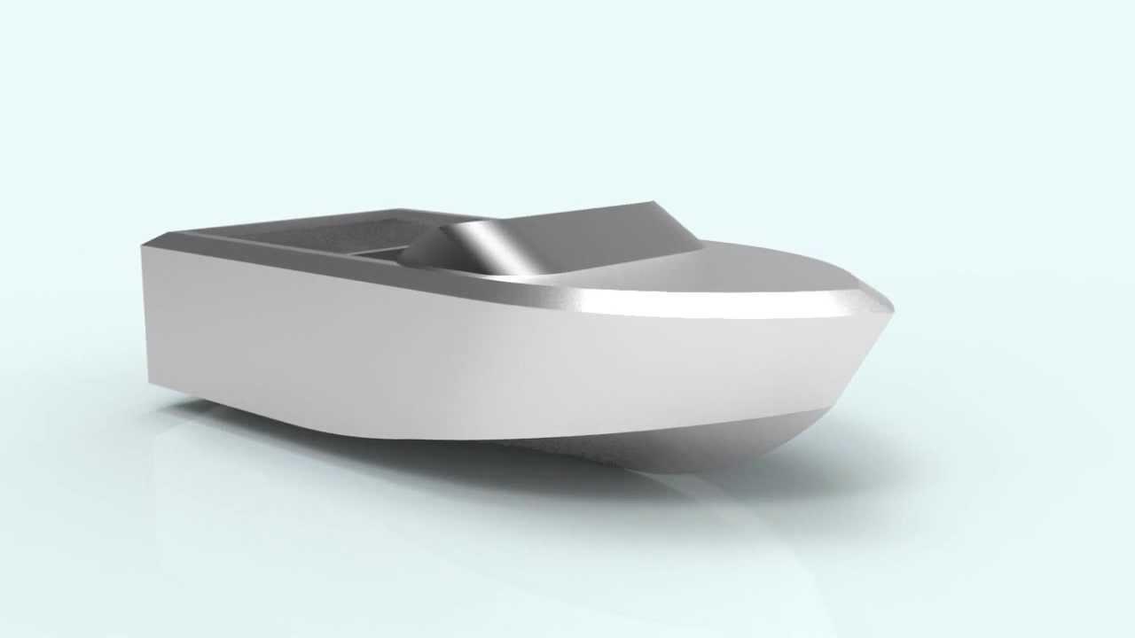 12 feet jet boat plans for sale - YouTube