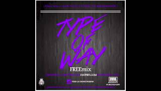 "Paul Wall x Slim Thug x C.Stone The Breadwinner ""Type Of Way"" FREEmix"