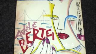 Adele Bertei - Build Me A Bridge Original 12 inch Version 1983