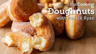 Doughnut Masterclass with Patrick Ryan