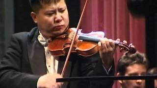 Shostakovich - Violin Concerto No.1 - Sergey Tsoy