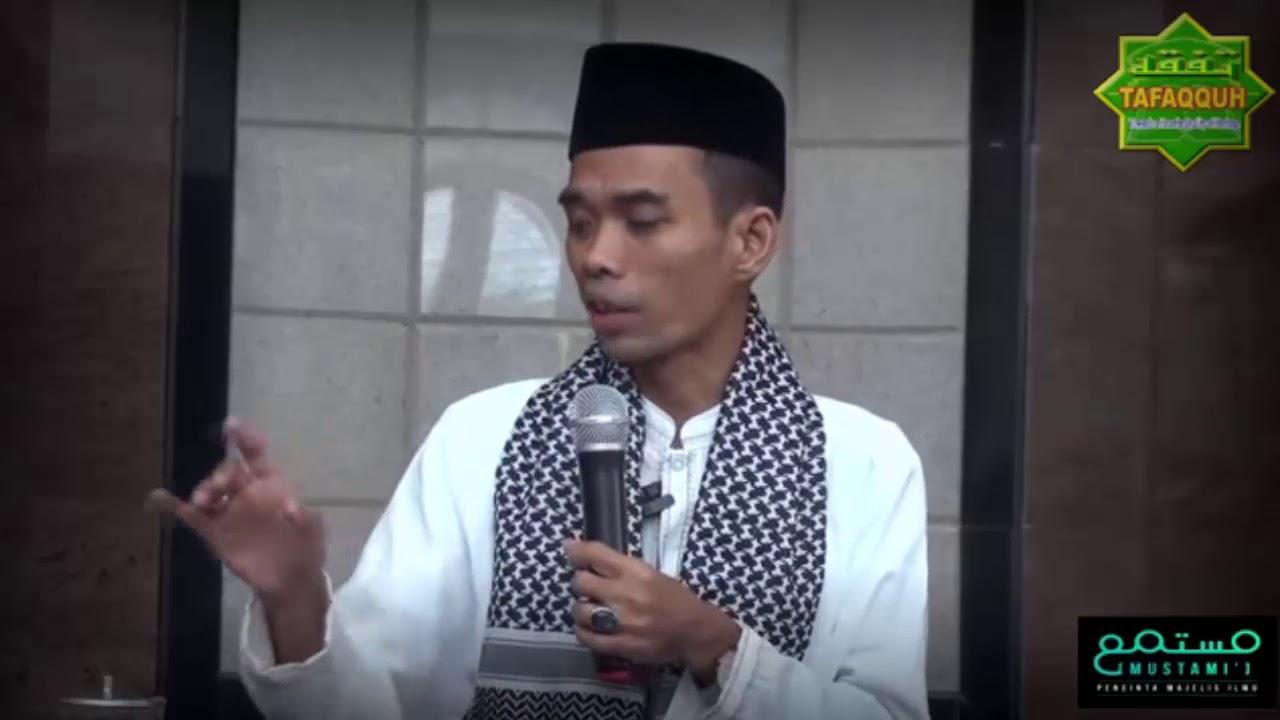 """Jangan Ikuti """"Logika Salah"""" Ustadz Abul Somad"""
