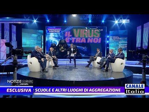 """Emergenza sanitaria: il virus è tra noi"" | Notizie Oggi Lineasera"