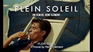 Purple Noon / Plein soleil (1960) - Trailer (English subtitles)