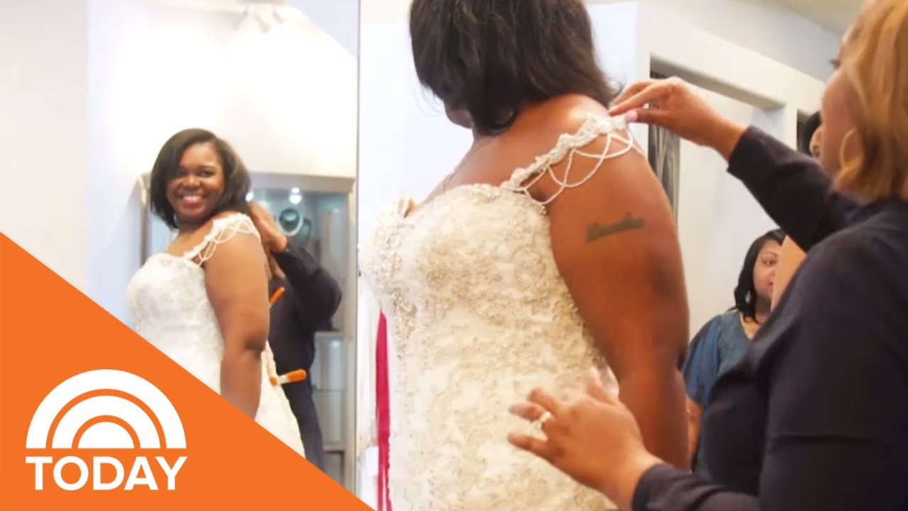 Plus-Size Bridal Shop Offers Curvy Women A Place All Their Own | TODAY