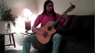Volare - Gipsy Kings (Cover by Medardo Barrera)