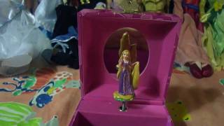 Rapunzel Music Box - Disney Store