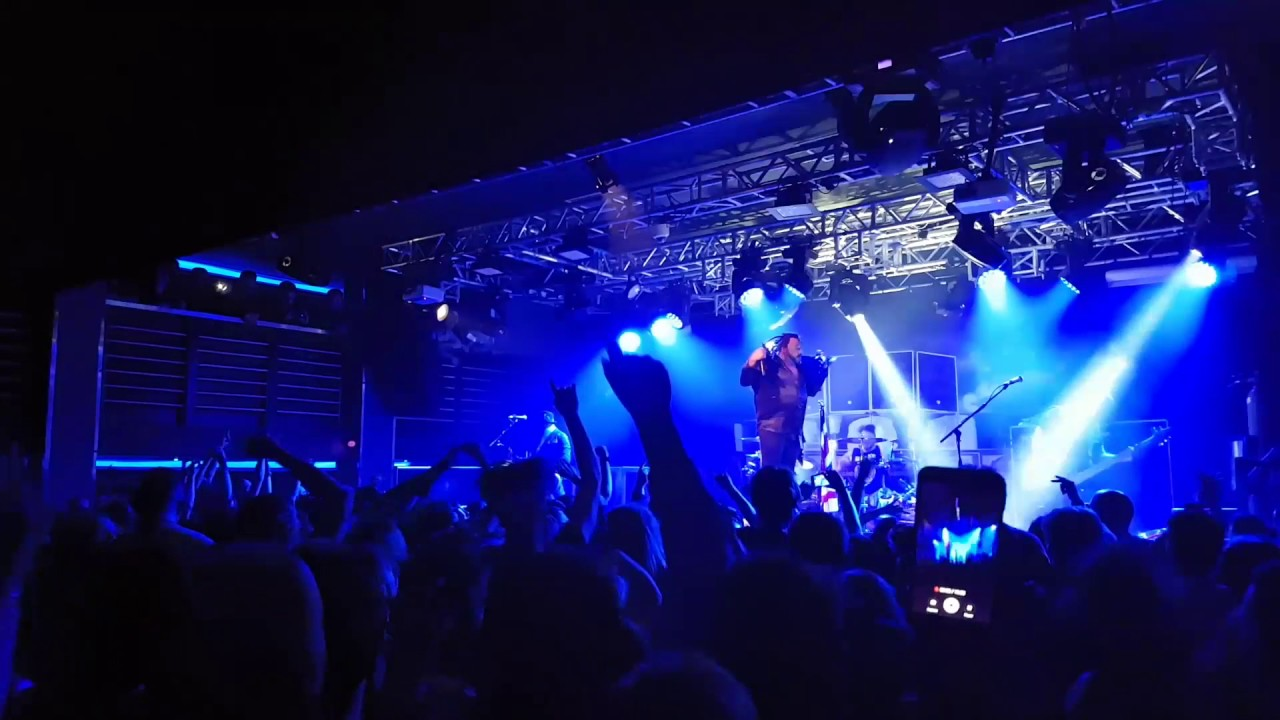 Skindred Live At The Liquid Rooms In Edinburgh Hd Youtube