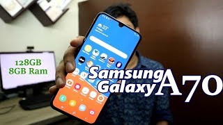 Samsung Galaxy A70 | Huge Display!!!