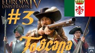 Europa Universalis 4 Toscana,Riunire l