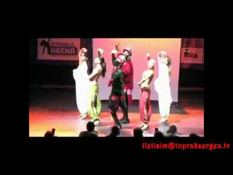Toprak Sergen@2nd Turkey Salsa Festival -Crypto Dance Academy -Presentation In English