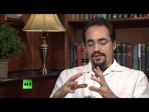 Inside the Zeitgeist Revolution | Exclusive Interview with Peter Joseph