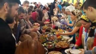 Фестиваль постной кухни в Новоспасском монастыре