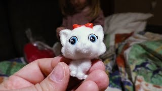 Alina and Sweet Box Cat Surprises ✿ Toys Surprises Opening