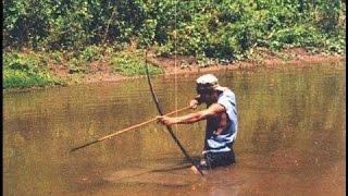 Рыбалка с луком арбалет, боуфишинг, хорошая рыбалка