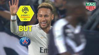 But NEYMAR JR (34') / Girondins de Bordeaux - Paris Saint-Germain (2-2)  (GdB-PARIS)/ 2018-19
