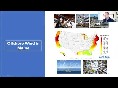 Lunch & Learn: Offshore Wind in the Gulf of Maine