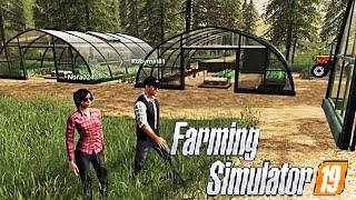 #46 - SERRA PATATE CON NORA E ROBYMEL81 -  FARMING SIMULATOR 19 ITA RUSTIC ACRES