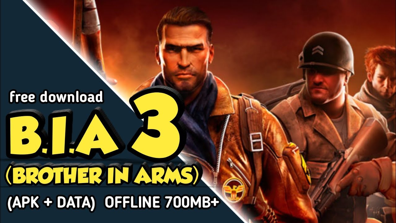 Brothers in Arms® 3 Apk Download for Android