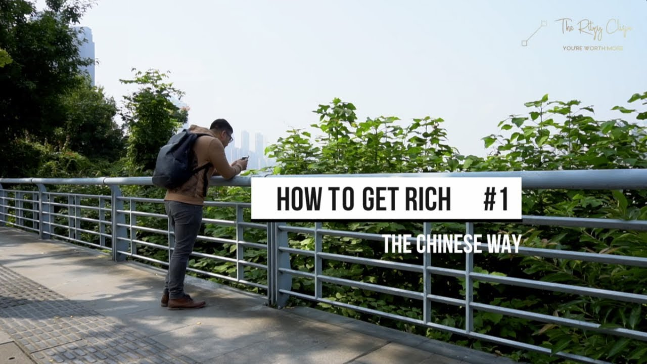 How to get rich in china
