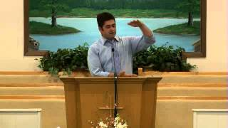 The Planting of the Lord That He Might be Glorified (Eric Nafziger)